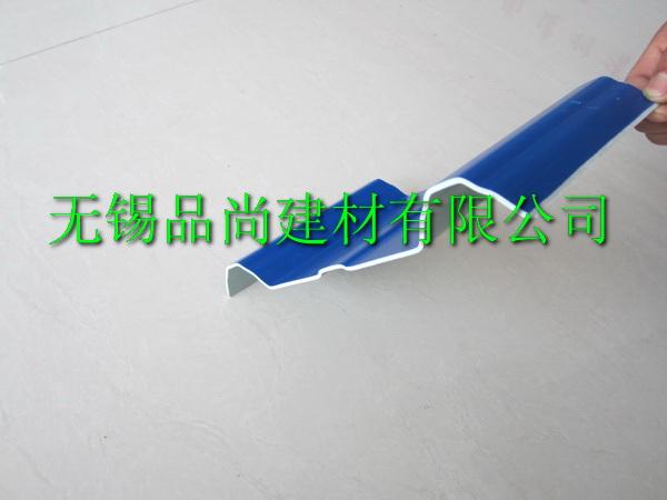 PVC防腐瓦-上蓝下白